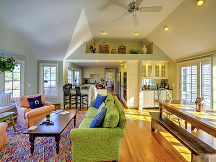 North Chatham Cape Cod vacation rental - Open Floor Plan