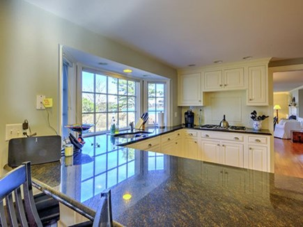 North Chatham Cape Cod vacation rental - Kitchen with a View!
