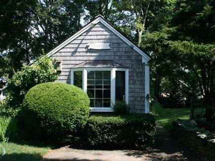 Harwich Port Cape Cod vacation rental - Large Window