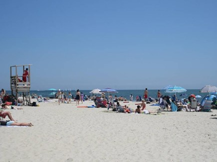 Harwich Port Cape Cod vacation rental - Bank Street Beach just 7/10 mile away!