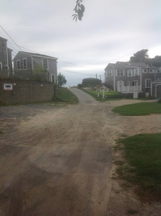 Dennis Port Cape Cod vacation rental - Path to Sea Street Beach from the house