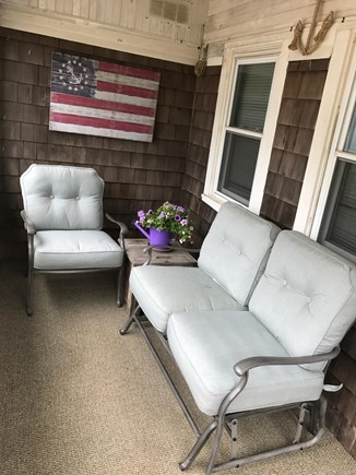 Dennis Port Cape Cod vacation rental - Screen porch