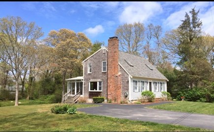 West Falmouth/Old Silver Beach Cape Cod vacation rental - Our Hidden Treassure