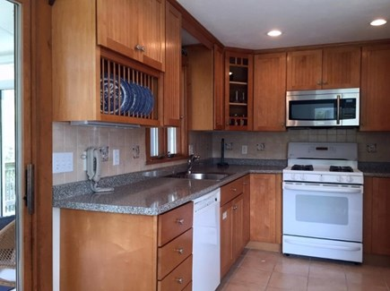 West Falmouth/Old Silver Beach Cape Cod vacation rental - Fully equipped kitchen!
