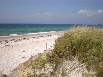 West Falmouth/Old Silver Beach Cape Cod vacation rental - Beautiful Old Silver Beach - less than a mile away!