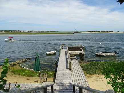 South Yarmouth Cape Cod vacation rental - Private dock and beach 557