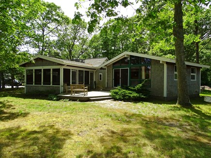 South Yarmouth Cape Cod vacation rental - Bt. Hse (left) Baby Bt. Hse. (right) -  613