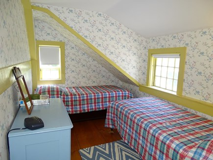 South Yarmouth Cape Cod vacation rental - Oh -  Upstairs twin bedroom -  467