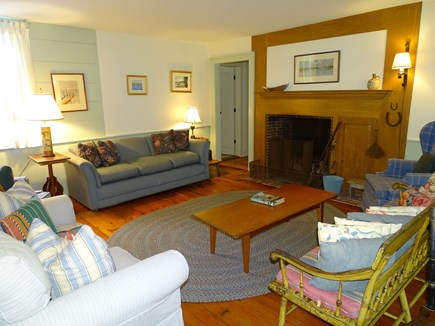 South Yarmouth Cape Cod vacation rental - Large family room 437