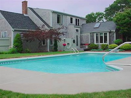 Eastham Cape Cod vacation rental - Enjoy the heated pool!