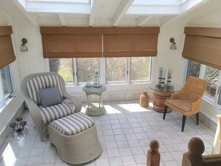 Eastham Cape Cod vacation rental - Master sitting room