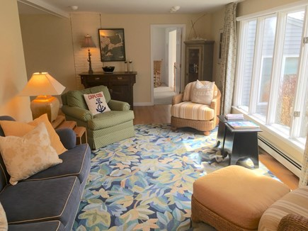 Eastham Cape Cod vacation rental - Living room (1)
