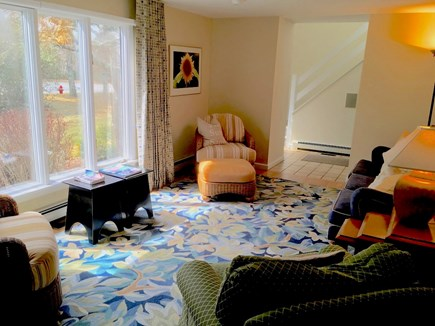 Eastham Cape Cod vacation rental - Living room (2)