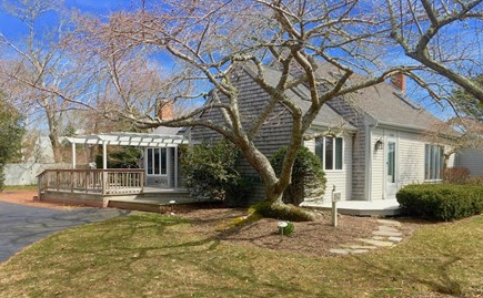 Eastham Cape Cod vacation rental - House viewed from street