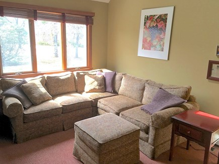 Eastham Cape Cod vacation rental - Comfy den