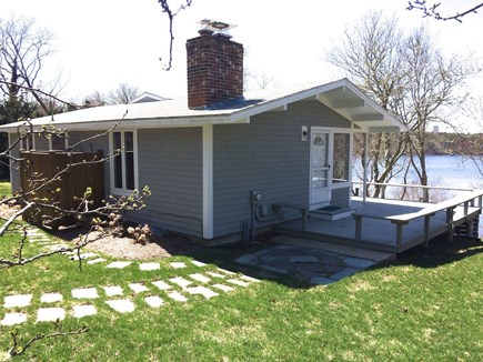 Orleans Cape Cod vacation rental - Cottage on the lake