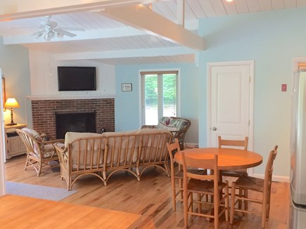 Orleans Cape Cod vacation rental - Living room & dining area