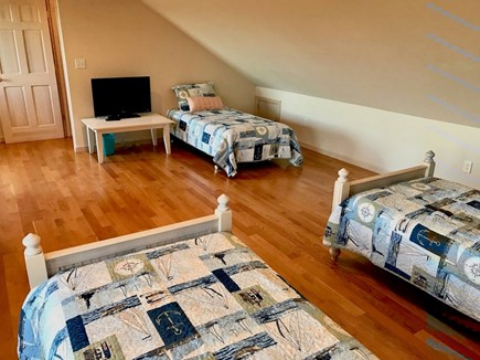 Orleans Cape Cod vacation rental - 3rd floor w/3 twins