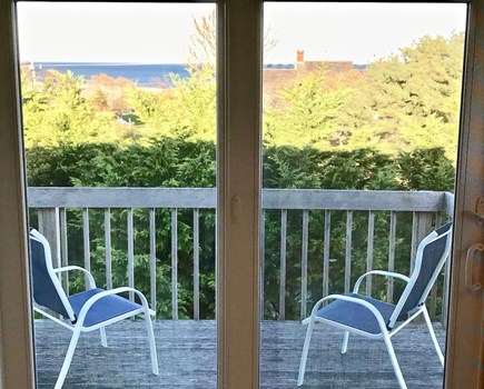Orleans Cape Cod vacation rental - 3rd floor balcony & ocean view
