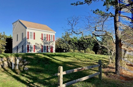 Orleans Cape Cod vacation rental - The house from the road