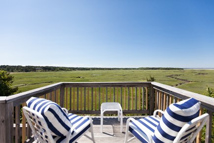 Eastham Cape Cod vacation rental - Beautiful, expansive views over the marsh out to Cape Cod Bay