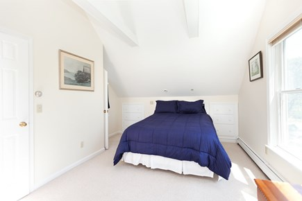 Eastham Cape Cod vacation rental - Spacious upper level master bedroom with tempurpedic queen