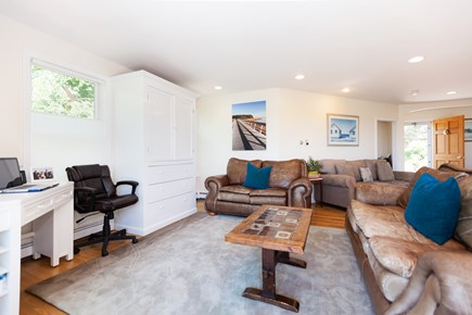 Eastham Cape Cod vacation rental - Plenty of comfortable seating