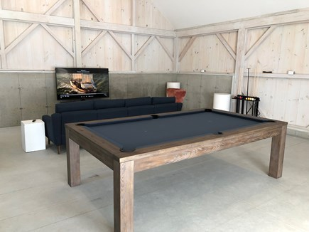 Wellfleet Cape Cod vacation rental - The Game Room (ping pong too).