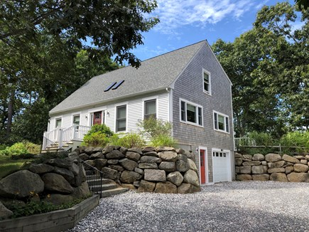 Wellfleet Cape Cod vacation rental - Spacious, sunny, and lush.