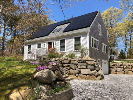 Wellfleet Cape Cod vacation rental - Spacious, sunny, lush and eco-friendly.