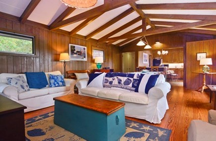 Orleans Cape Cod vacation rental - Great Room living area