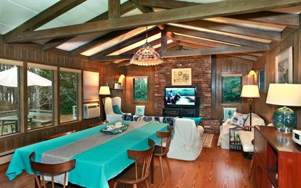 Orleans Cape Cod vacation rental - Great Room dining area