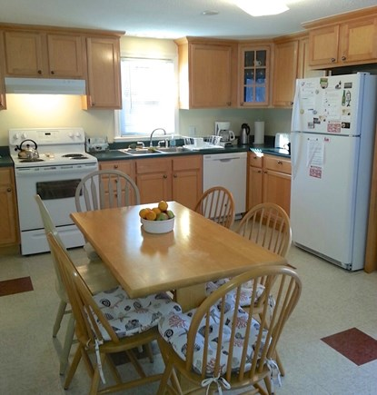 Eastham Cape Cod vacation rental - Eat-in Kitchen (1)