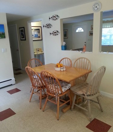 Eastham Cape Cod vacation rental - Eat-in Kitchen (2)