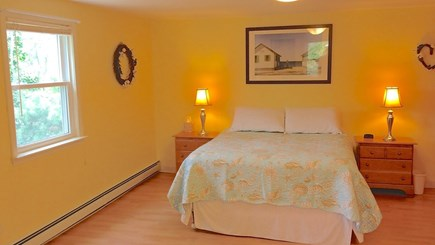 Eastham Cape Cod vacation rental - Bedroom #3 w/queen (2nd floor)