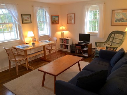 Orleans Cape Cod vacation rental - Living/dining area (1)