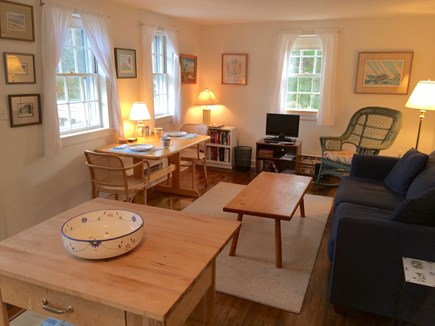 Orleans Cape Cod vacation rental - Living/dining area (2)