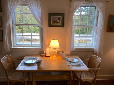 Orleans Cape Cod vacation rental - Dining table