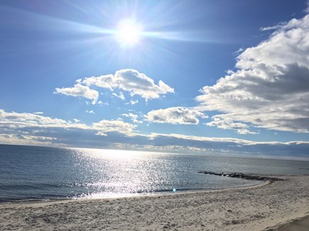 South Yarmouth Cape Cod vacation rental - Beautiful Parker River Beach just 1/4 mile walk away
