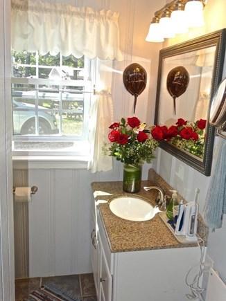 South Yarmouth Cape Cod vacation rental - The bathroom