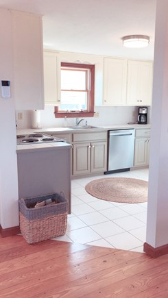 Barnstable  Cape Cod vacation rental - A fully equipped kitchen is available for all your meals.