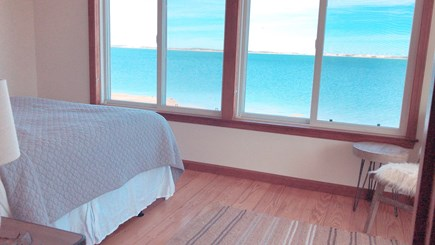 Barnstable  Cape Cod vacation rental - Enter the master bedroom to surrounding oceanfront views!