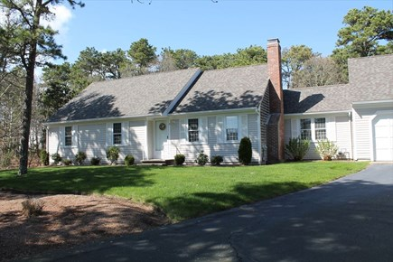 Harwich Port Cape Cod vacation rental - Front of House