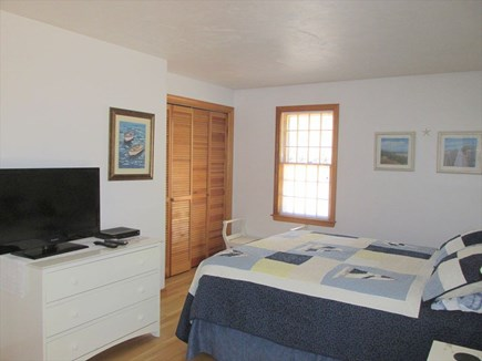 Harwich Port Cape Cod vacation rental - Bedroom TV