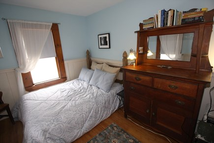 North Truro Cape Cod vacation rental - Front bedroom, view 2