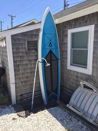 North Truro Cape Cod vacation rental - Paddleboard for tenant use