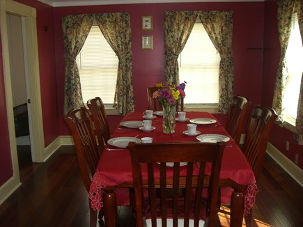 South Yarmouth Cape Cod vacation rental - Dining room. 15x11