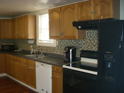 South Yarmouth Cape Cod vacation rental - Kitchen. 16x10