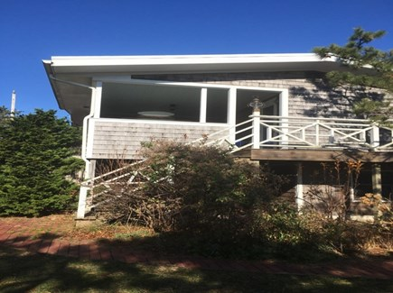 Wellfleet Cape Cod vacation rental - Deck 2