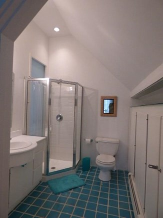 Dennis Cape Cod vacation rental - Bathroom off of Upstairs bedroom